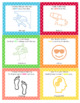 FREE Growth Mindset Ticket Out the Door (Set of 6)