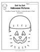 FREE Halloween Activities For Kindergarten (Math & Literacy No Prep)
