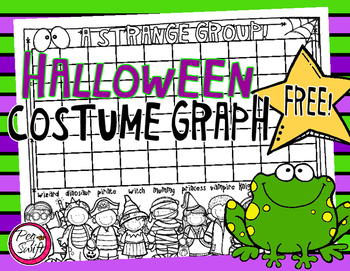 FREE Halloween Costume Graph