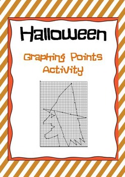 FREE - Halloween Graphing Activity