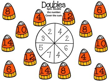 FREE-Halloween Math Games