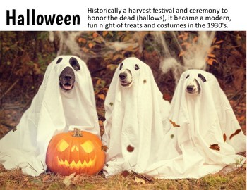 FREE - History of Halloween Poster