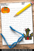 FREE Halloween Writing Papers