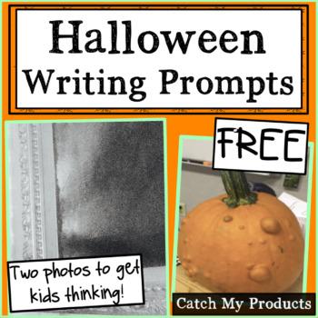 Halloween Writing Prompt - FREE