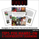 FREE Hands-On and Cooperative Learning Tips