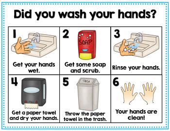 FREE Handwashing Sign