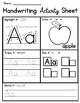 FREE - Handwriting Activity Sheets