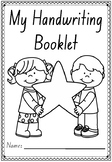 FREE Handwriting Booklets in NSW Foundation Font LIMITED T