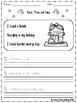 FREE January Handwriting Practice