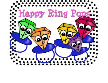 FREE Happy Ringpop Clipart (personal or commercial use)