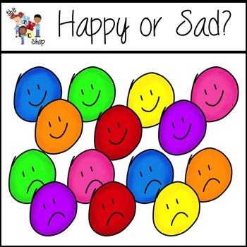 FREE! Happy or Sad?