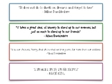 FREE Harry Potter Quotes (Bookmarks!)