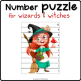 FREE Harry Potter NUMBER PUZZLE #2