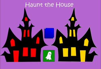 Smartboard Reinforcement Game FREE: Haunt the House
