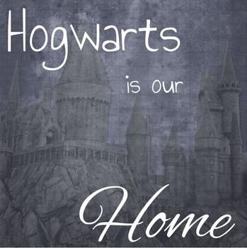 FREE Hogwarts is our home