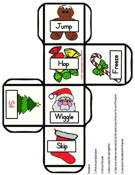 FREE Holiday Action Game