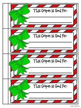 {FREE} Holiday Coupon Book
