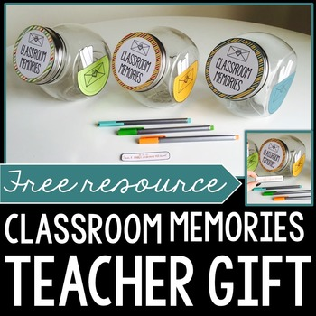 FREE: Holiday Gift for Teachers