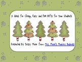 FREE Holiday Gifts for Students Printables