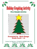 FREE Holiday Graphing For All!
