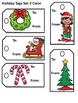 FREE - Holiday Ready-To-Print Christmas Tags