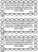 FREE Holiday Third Grade Math Journal Strips