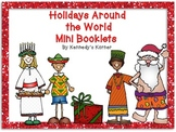 Holidays Around the World Mini Booklets
