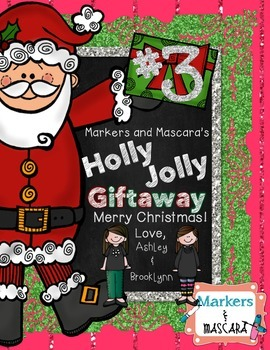 FREE-Holly Jolly Giftaway THREE