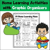 FREE Home Learning Activities