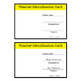 FREE Homeschool Student and Teacher Identification Card