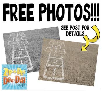 {FREE} Hopscotch Stock Photos Pack — Includes Commercial License!