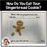 How Do You Eat Your Gingerbread Man? Graph, Data Collectio