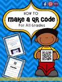 FREE! How to Make a QR Code