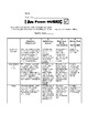 FREE I Am Poem Rubrics 2 forms for self peer teacher editing and assessment 4-8