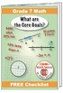 """Grade 7 FREE """"I Can"""" Leaflet of Goals for Common Core Math"""