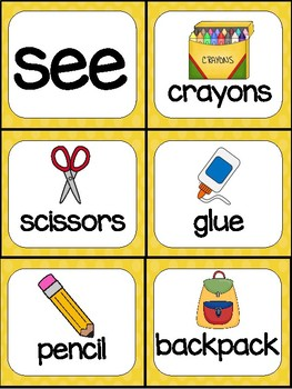 """FREE """"I See"""" Sight Word Level A Emergent Reader - Kindergarten Guided Reading"""
