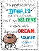 FREE  GROWTH MINDSET / INSPIRATIONAL POSTERS