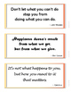FREE . . .  INSPIRATIONAL QUOTES for Bulletin Boards . . .