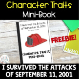 I Survived the Attacks of September 11, 2001 Character Tra