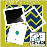 FREE IPad Clip Art by The 3AM Teacher!!