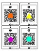 FREE Identifying Shapes QR Code Task Cards