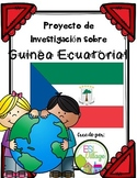 Spanish Speaking Countries: Guinea Ecuatorial {Research Project in Spanish)