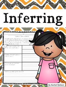 FREE! Inference Worksheet
