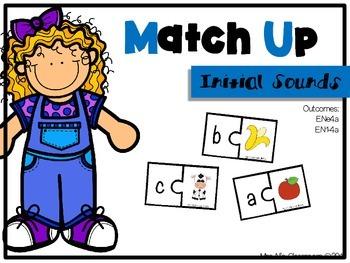 Initial Sound - Match Up