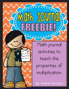 {FREE} Interactive Activities to Teach Properties of Multiplication