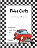 FREE Interactive Journal and Posters for using fix-up strategies while reading