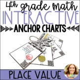 FREE Place Value Interactive Anchor Charts with QR Codes