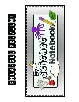 FREE! Interactive Science Notebook Labels