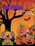 FREE Jack O'lantern Glyph