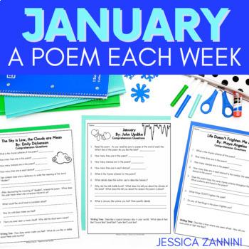 FREE January A Poem Each Week